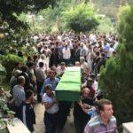 Bitlis'teki feci kazada hayatını kaybedenler toprağa verildi