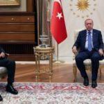 Cumhurbaşkanı Erdoğan, Ali Koç ile görüştü
