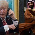 Trump, Veliaht Prens'i aradı! İlginç sözler: Olan bize oldu!