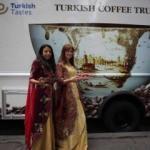 Türk Kahvesi Amerika turunda!