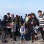39 göçmen ölümden döndü