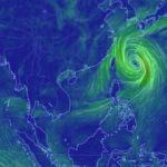 Japonya Tapah Tayfunu'na teslim: 400 uçuş iptal edildi