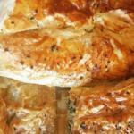 Nefis kırpıntı börek tarifi