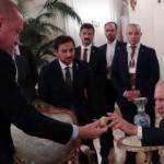 Putin dondurma ısmarlamıştı, Erdoğan incirle karşılık verdi