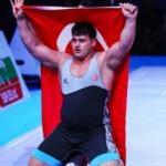 Rıza Kayaalp, Türk güreş tarihine geçti