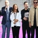 Ünlü sanatçılar Darülaceze Sosyal Hizmetler Şehrine bağış yaptı!