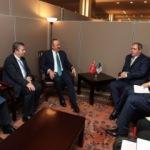 Bakan Çavuşoğlu'ndan New York'ta diplomasi trafiği
