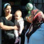 Bebeğiyle yürüyüşe çıkan turist kadın kabusu yaşadı