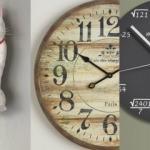 Daha önce hiç görmediğiniz birbirinden şık duvar saati modelleri