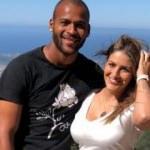 Galatasaraylı Marcao'nun eşinden küfür tepkisi