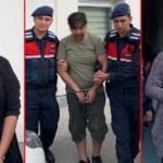 İhbar geldi jandarma harekete geçti! 3 İranlı yakalandı