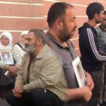Ünlü şair Dursun Ali Erzincanlı'dan nöbet tutan annelere destek!