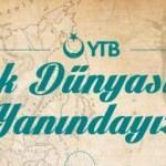YTB'den Türk dünyası için onlarca önemli proje