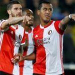 Feyenoord Porto'yu yıktı zirveye yerleşti