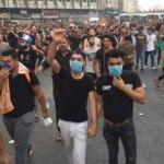 Irak'taki gösterilerde ölü sayısı artıyor... Başbakan'dan açıklama