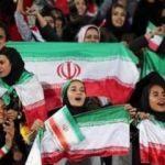 İranlı kadınlar maç biletlerine hücum etti