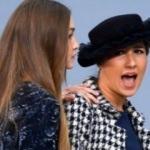 Paris moda haftasında skandal! Kaçak mankeni Gigi Hadid kovdu...