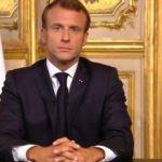 Macron'un hadsizliğine Türkiye'den 'horoz' cevabı