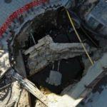 Üsküdar'da asfaltın altından tarihi eser çıktı