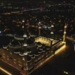 90 bin camide Fetih Suresi okundu