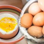 Az haşlanmış yumurtanın faydaları nelerdir? Günde iki tane haşlanmış yumurta yerseniz ne olur?