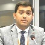 Azerbaycanlı gençlerden Türkiye'ye anlamlı Barış Pınarı mesajı