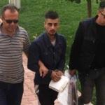 Büfenin borç defterini çalan şüpheli tutuklandı