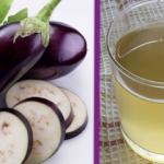 Limonlu patlıcan suyunun faydaları nelerdir? Haftada bir çiğ patlıcan yerseniz ne olur?