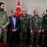 Suriye Geçici Hükümetinden Barış Pınarı Harekatı'na destek