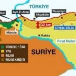 Suriye'ye düzenlenen harekatta önemli detay! Türkiye ele geçirirse...