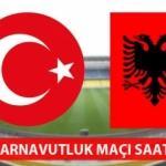 Türkiye Arnavutluk maçı saat kaçta? Milli maç hangi kanalda yayınlacak?