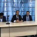 Türkmenlerden Türkiye'nin operasyonuna destek açıklaamsı