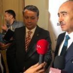 Hasanov'dan Barış Pınarı Harekatı'na destek