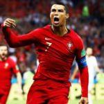 Ronaldo'dan Ukrayna'da tarihi gol!