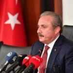Türkiye aleyhine oy vermişti... Şentop'tan HDP'li vekile kınama