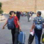 BM açıkladı! 30 bin Suriyeli geri döndü
