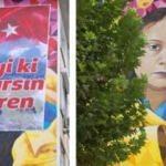 Greta Thunberg'in grafitisi Eren Bülbül'ün portresiyle kapatıldı