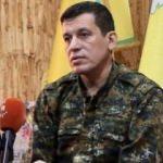 İşte YPG'li terörist Mazlum Kobani'nin 'kırmızı bülten' dosyası
