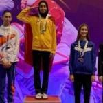 Meryem İyin Avrupa şampiyonu oldu!