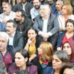 Ses HDP'den çıktı! TBMM'ye değil protestoya gittiler
