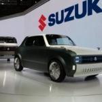 Tokyo'da Suzuki Show yaptı