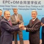 Türkiye'de bir ilk! Üretim 2020'de başlıyor