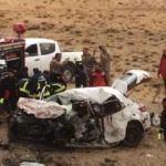 Van ve Erzurum'da kaza: 6 ölü, 4 yaralı