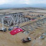 700 kişiye istihdam sağlayacak tesisin temeli atıldı