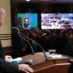 Cumhuriyet Bayramı Kabul Töreni'ne sürpriz bağlantılar