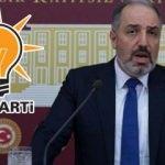 Mustafa Yeneroğlu kimdir? Ak Parti'den istifa eden Mustafa Yeneroğlu aslen nereli?