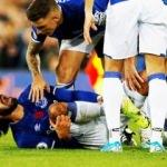 Andre Gomes'in ayağı kırıldı!