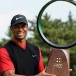 Tiger Woods'tan rekor zafer