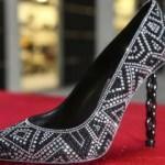 64 bin TL'ye ayakkabı satın aldı