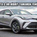2020 Toyota C-HR hibrit tamamen yenilendi: Türkiye'de üretilen yeni C-HR'nin özellikleri!